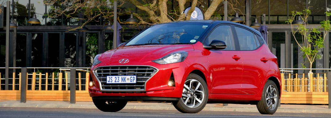 Hyundai's all-new Grand i10 is solid, stylish and comes with a full package of features video-banner