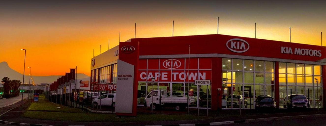 Kia Cape Town dealer image0