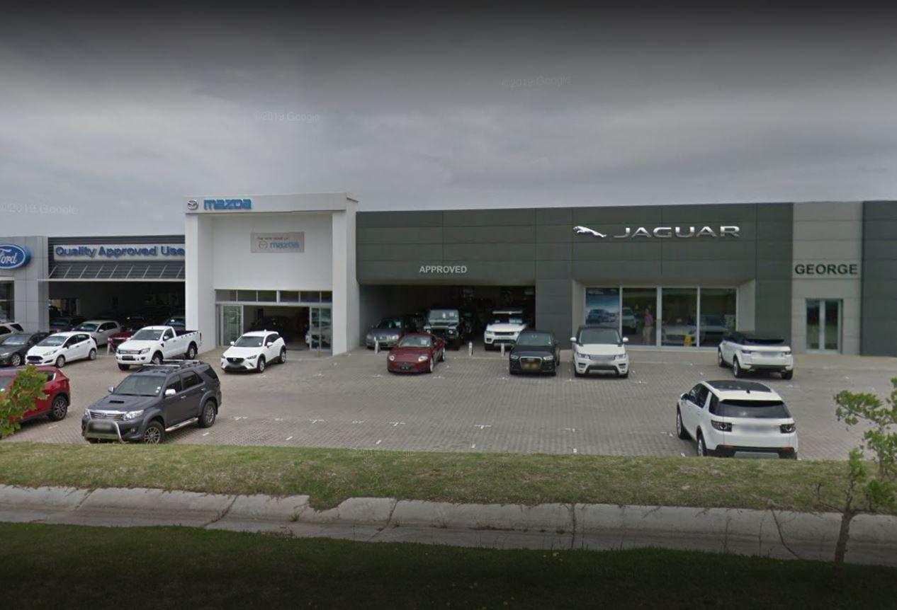 Motus Mazda George dealer image0