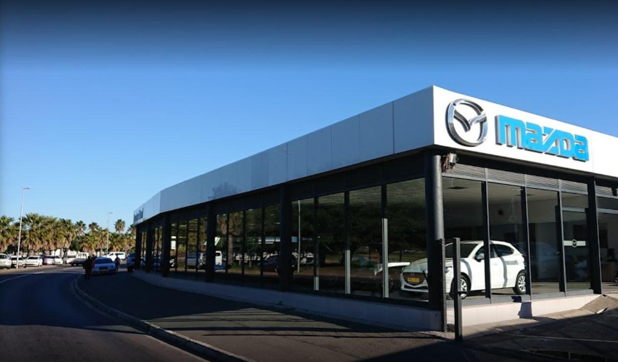 Motus Mazda Cape Town dealer image0