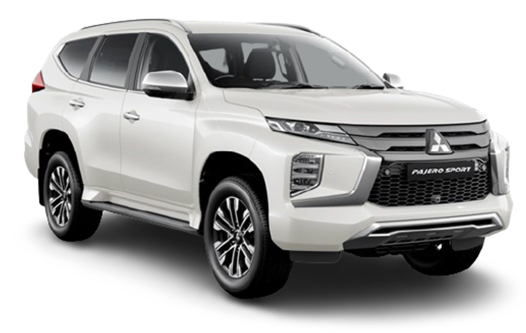 Mitsubishi Pajero Sport 2.4L from only R7 962pm banner