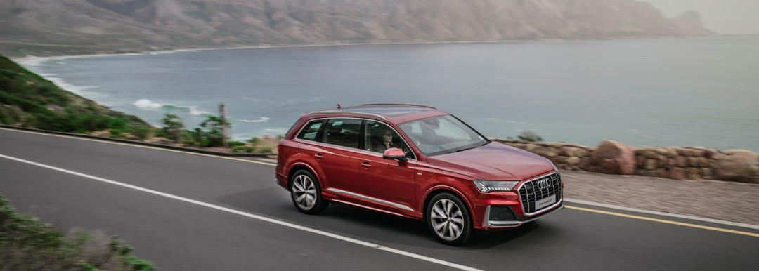 Audi Q7 refreshed video-banner