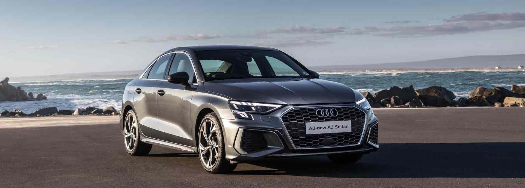Audi A3 Sportback and sedan on-sale date announced