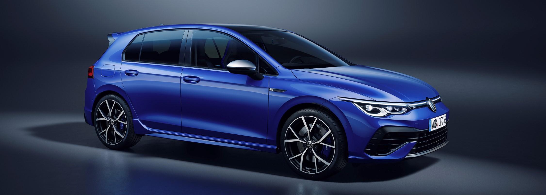 Volkswagen unveils new Golf R