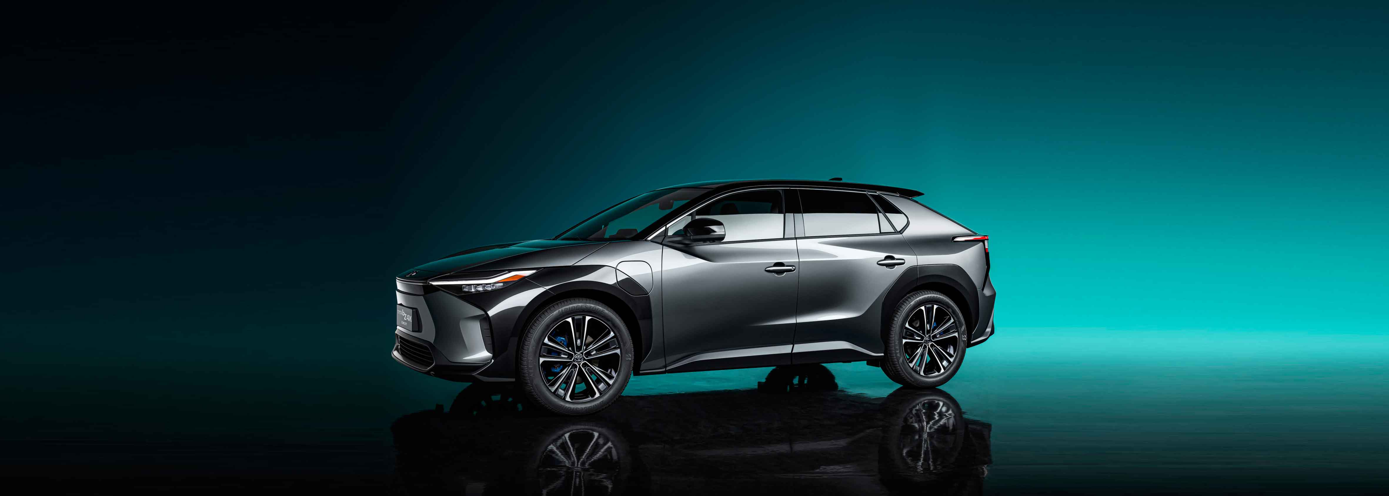 Toyota bZ4X offers a glimpse into the future