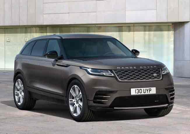 Range Rover Velar receives minor updates blog card image