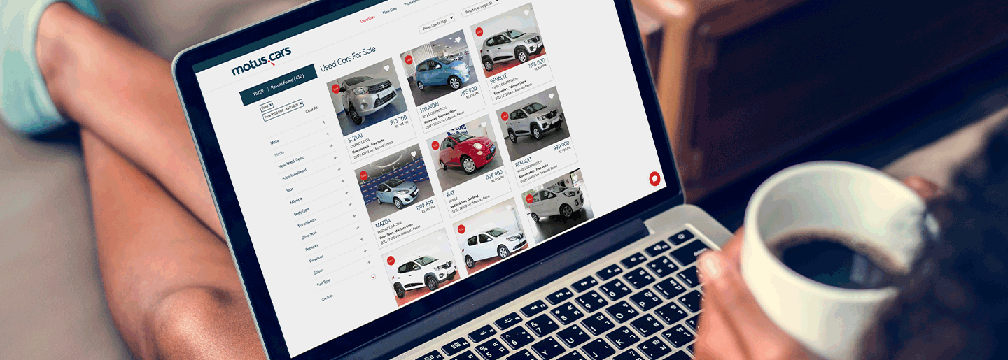 5 reasons to shop for a car online