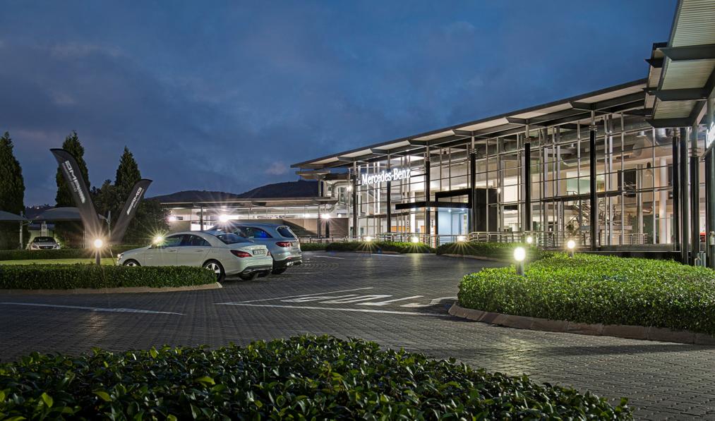 Mercedes-Benz Bedfordview dealer image0