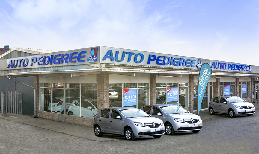 Auto Pedigree Mthatha dealer image0