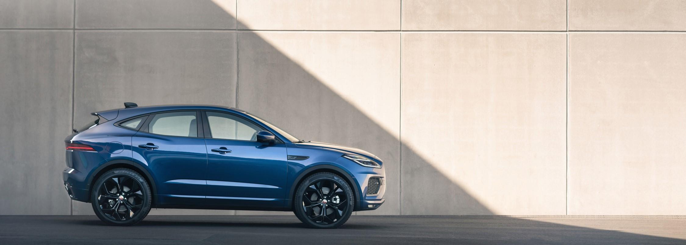 Jaguar E-Pace updated