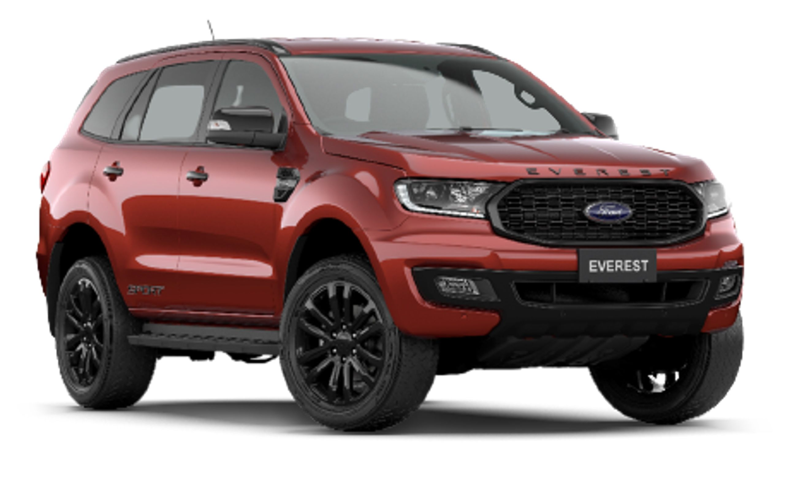 Ford Everest Turbo 10AT from only R7 599pm  banner