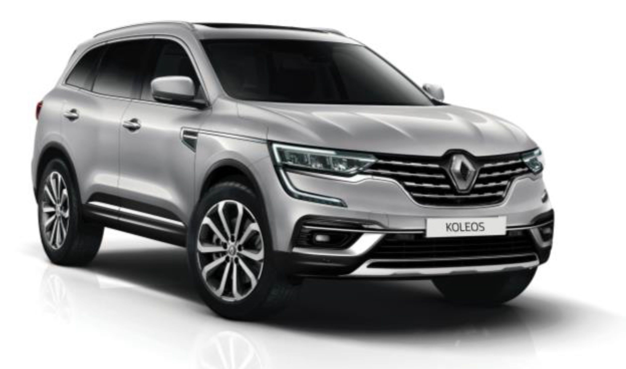 Renault Koleos from only R6 299pm banner
