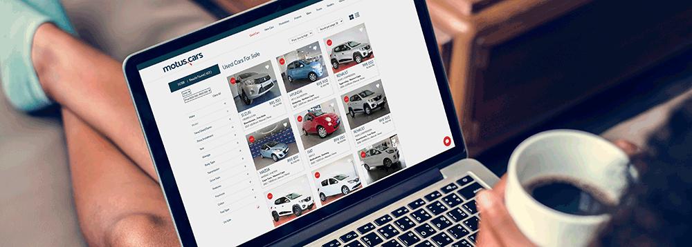 Corné Venter chats motus.cars blog card image