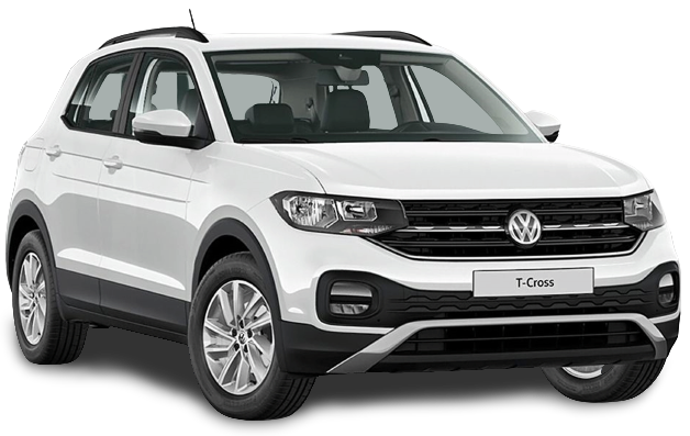 Purchase the VW T-Cross for the price of a VW Polo banner