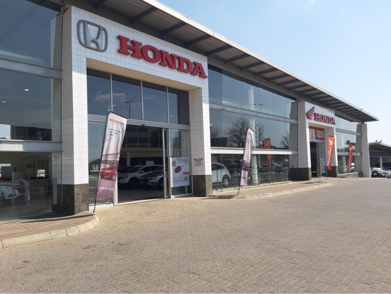 Motus Honda West Rand dealer image0