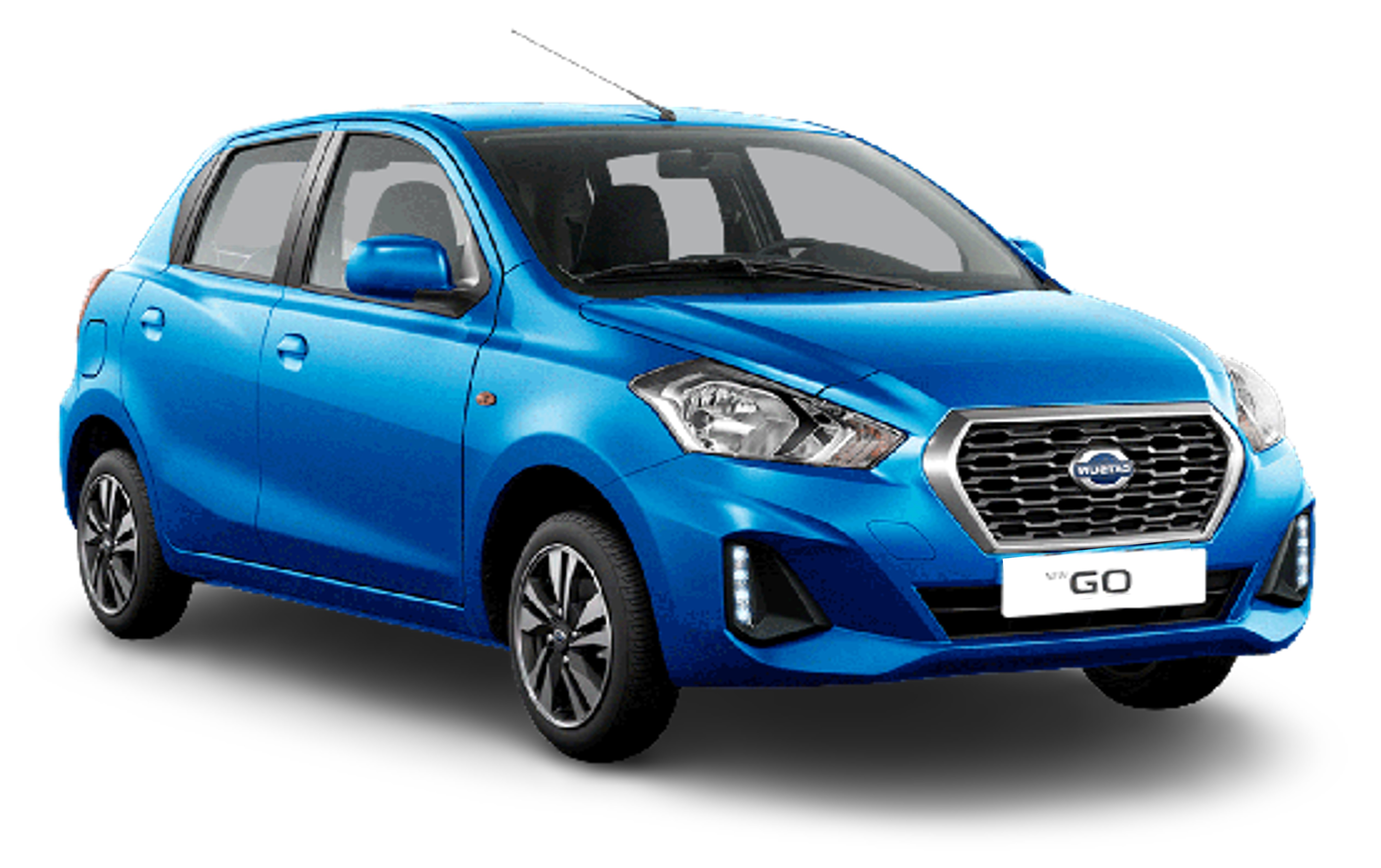 Datsun GO MID from R169 900 or R1 899pm banner