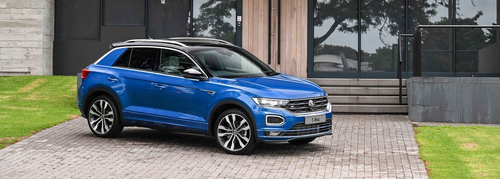 Volkswagen T-Roc goes on sale video-banner