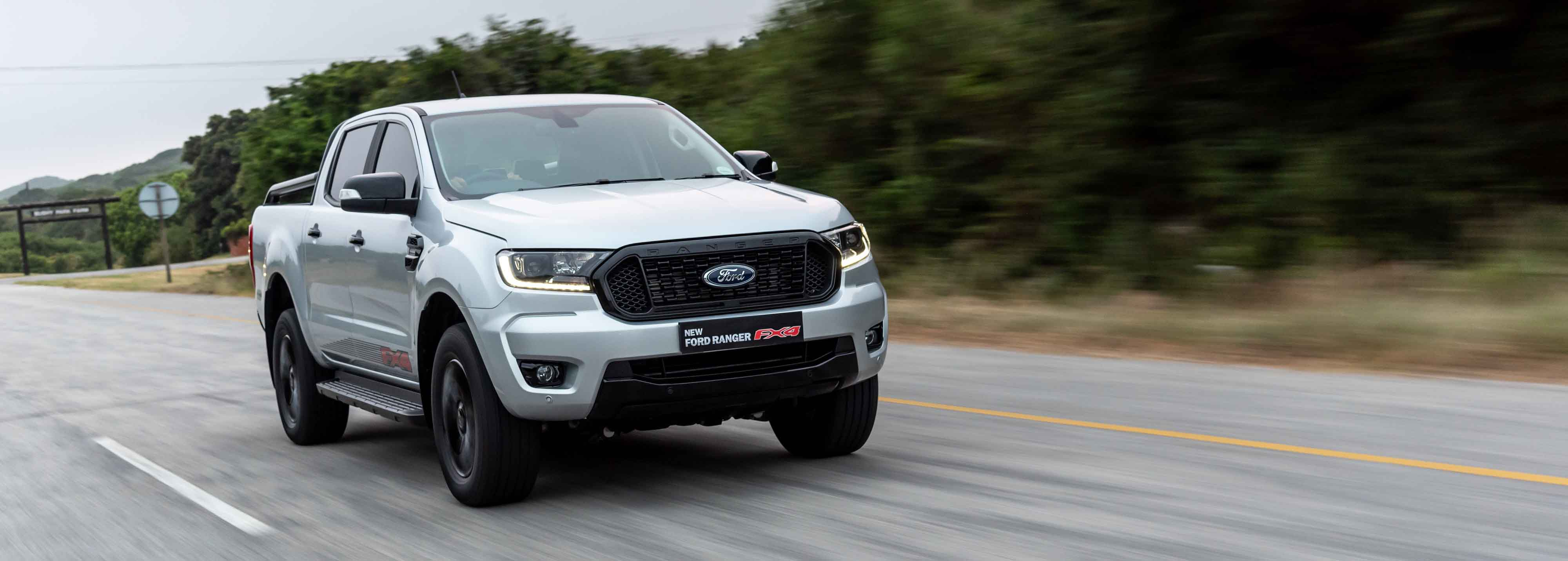 Ford expands Ranger offering with the Ranger FX4