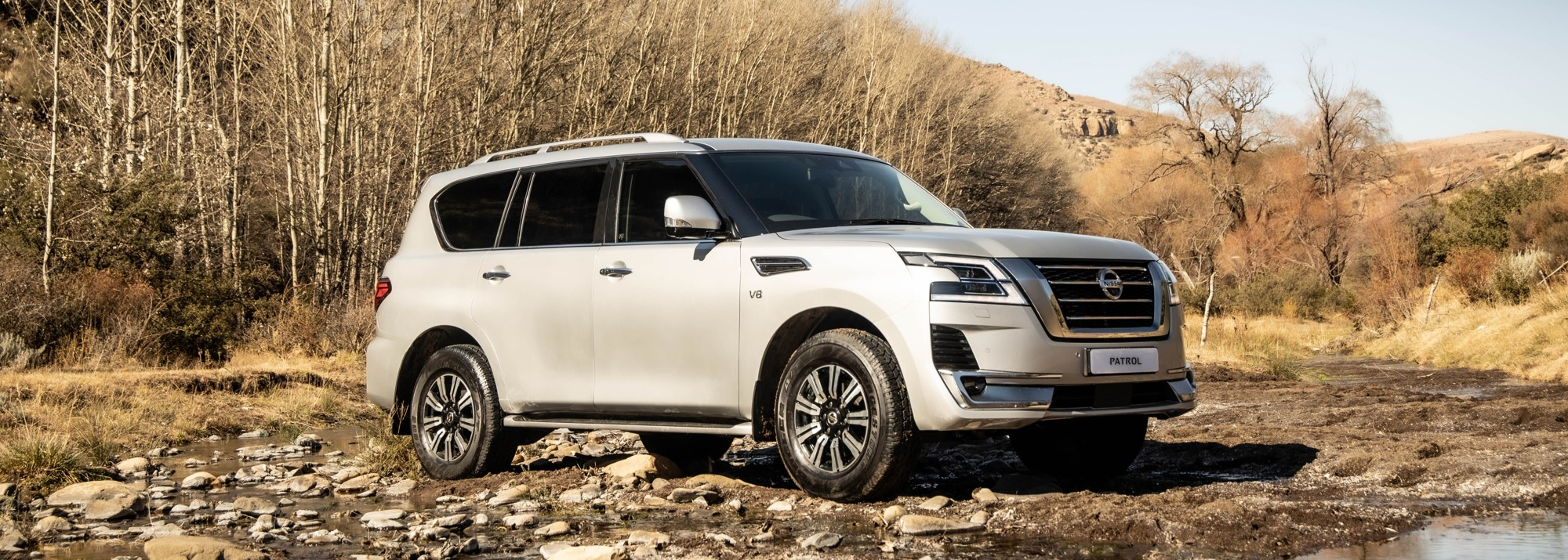 Nissan Patrol, big in all the right places