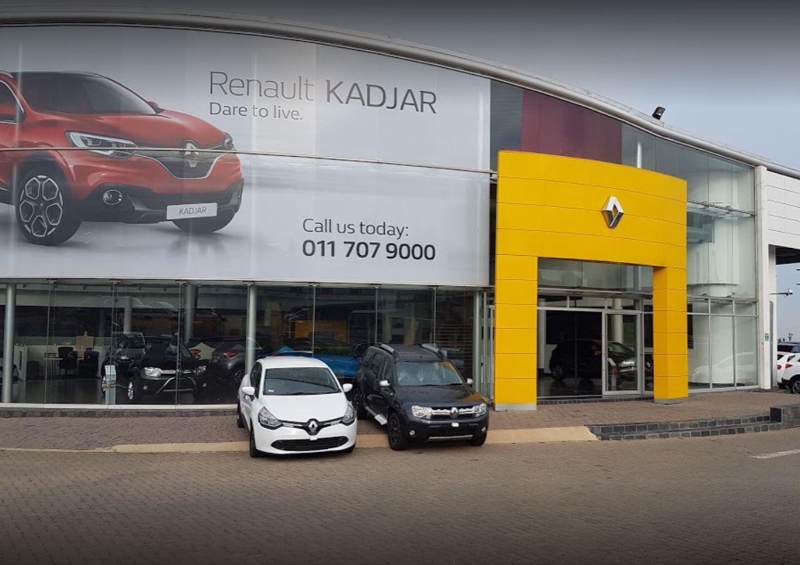 Renault Bryanston dealer image0