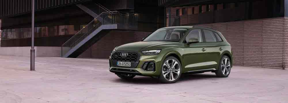 Refreshed Audi Q5 goes on sale
