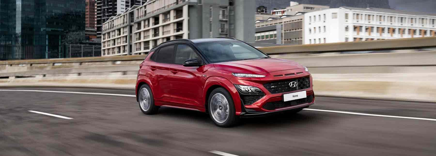 Hyundai expands Kona range to include N Line