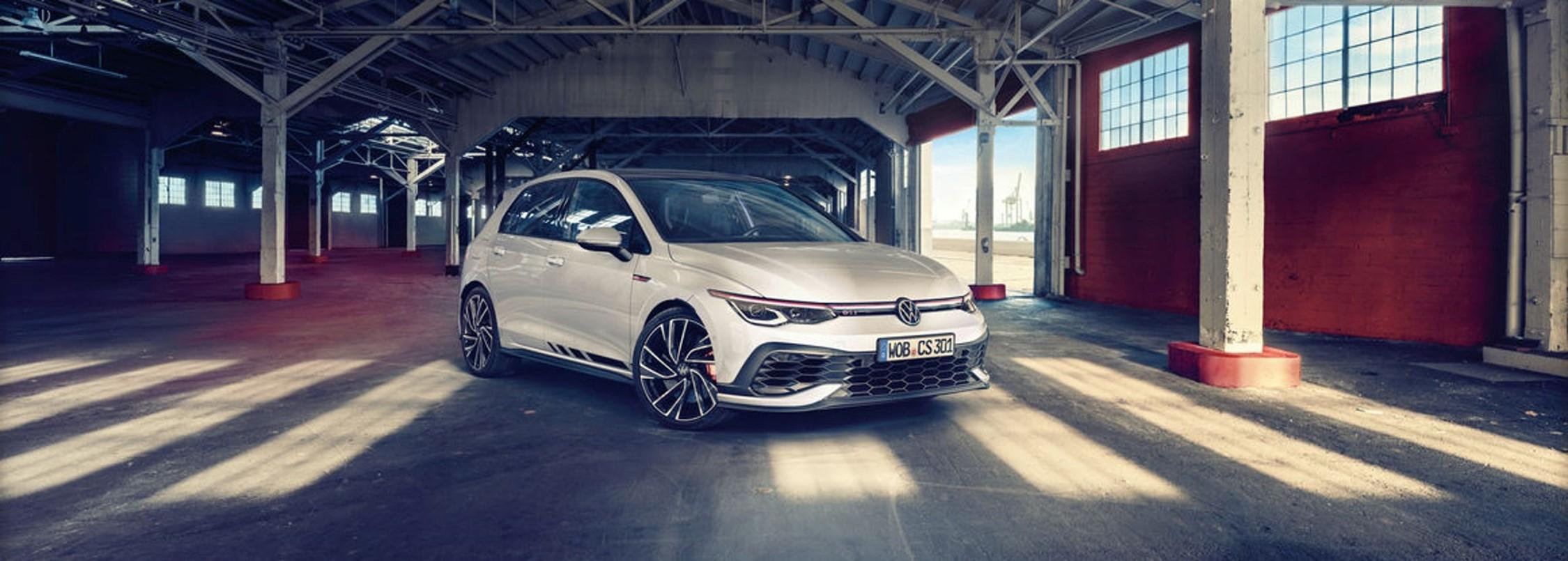 Volkswagen Golf GTI Clubsport unveiled