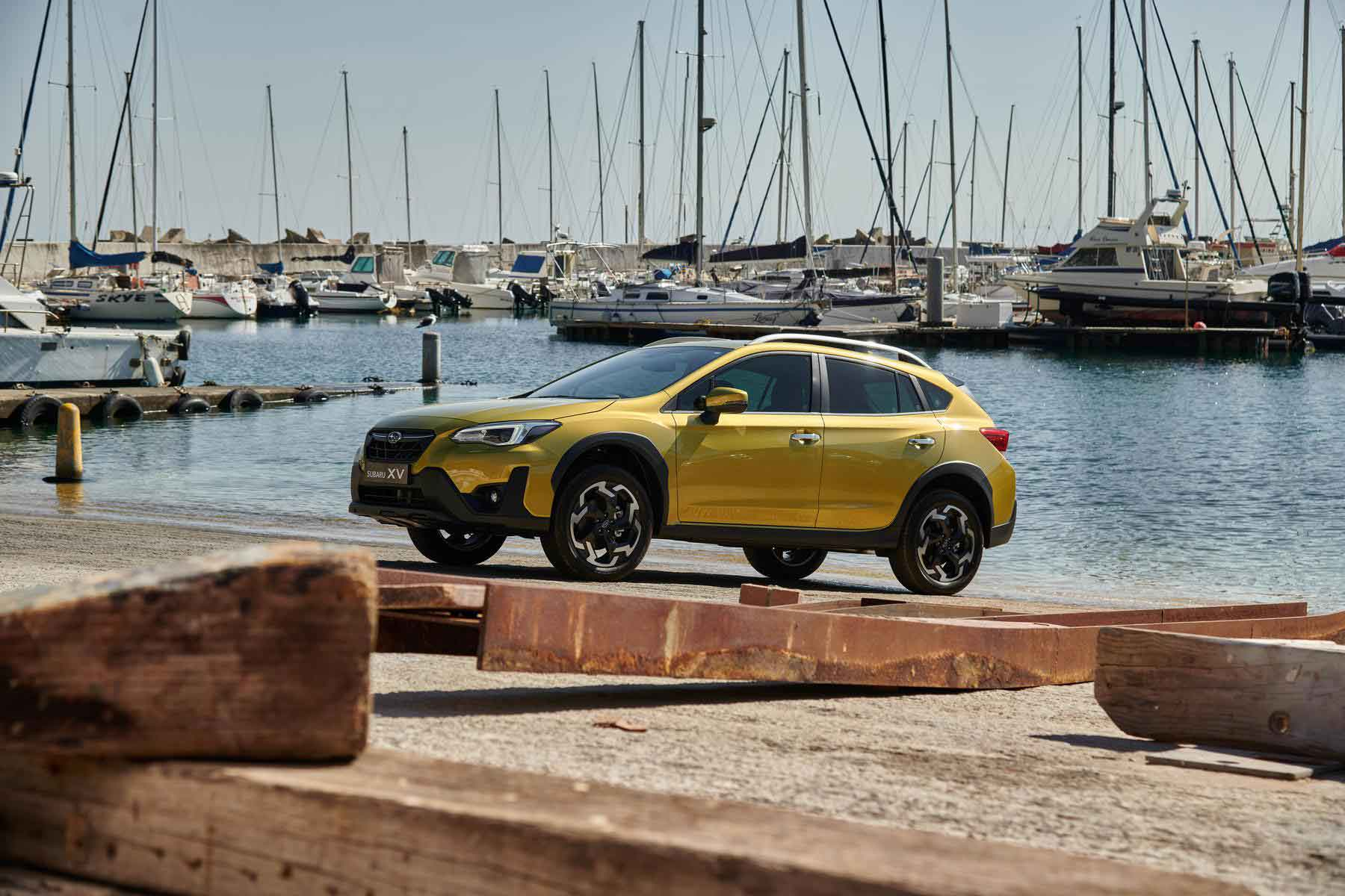 Subaru XV receives updated tech and styling