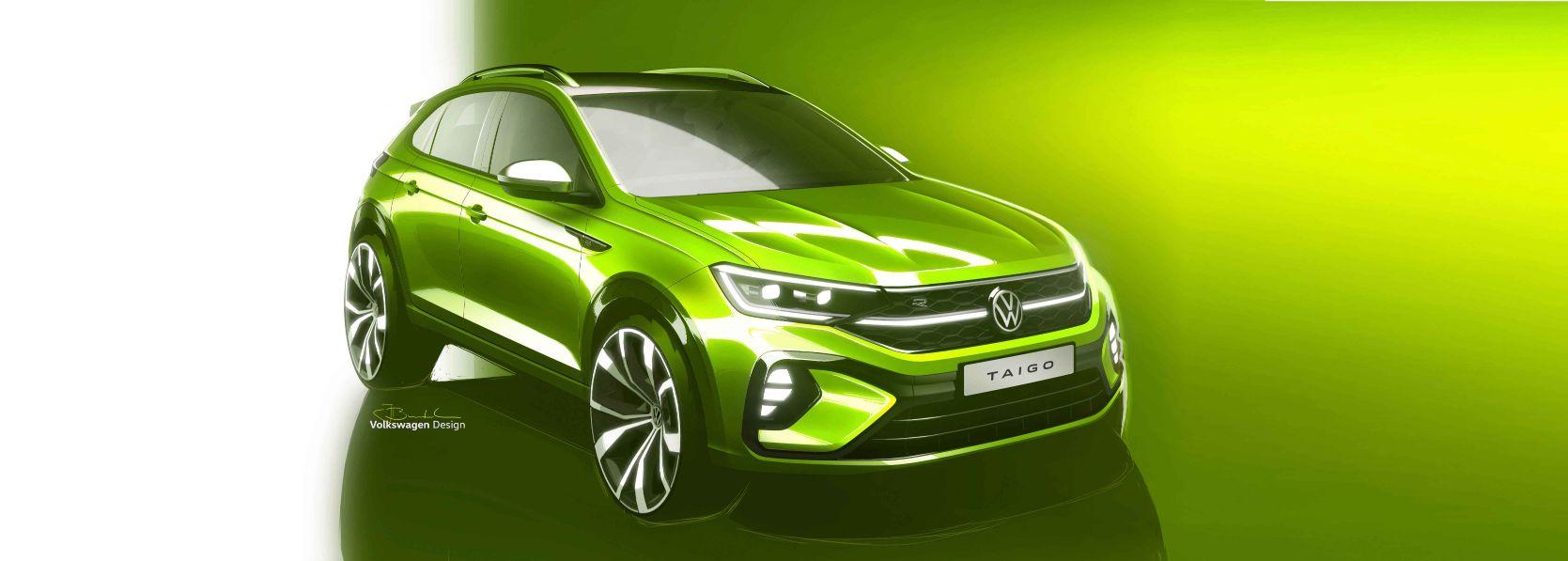 Volkswagen Taigo headed to SA