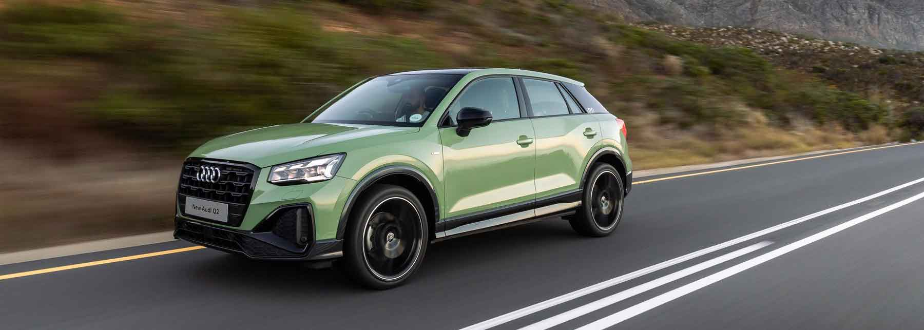 Refreshed Audi Q2 launched
