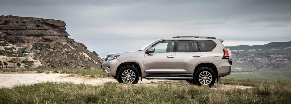 Toyota Land Cruiser Prado, new engine tech and appeal
