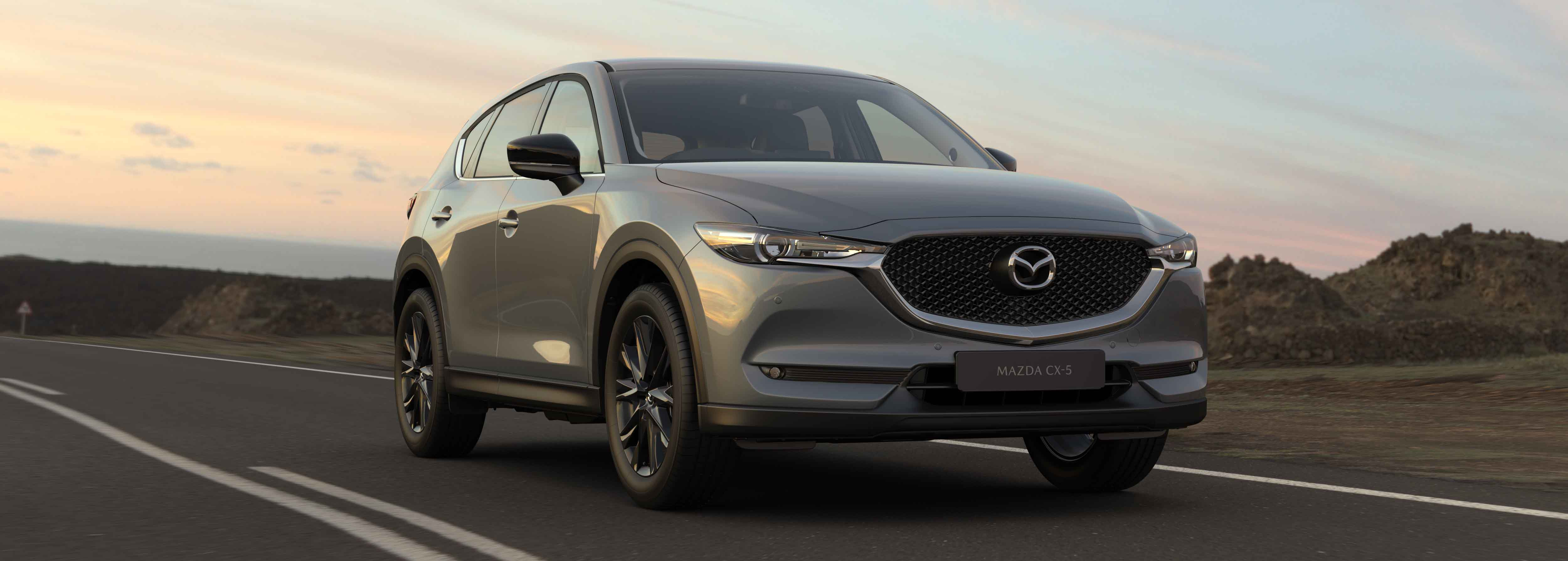 Mazda adds CX-5 Carbon Edition to range