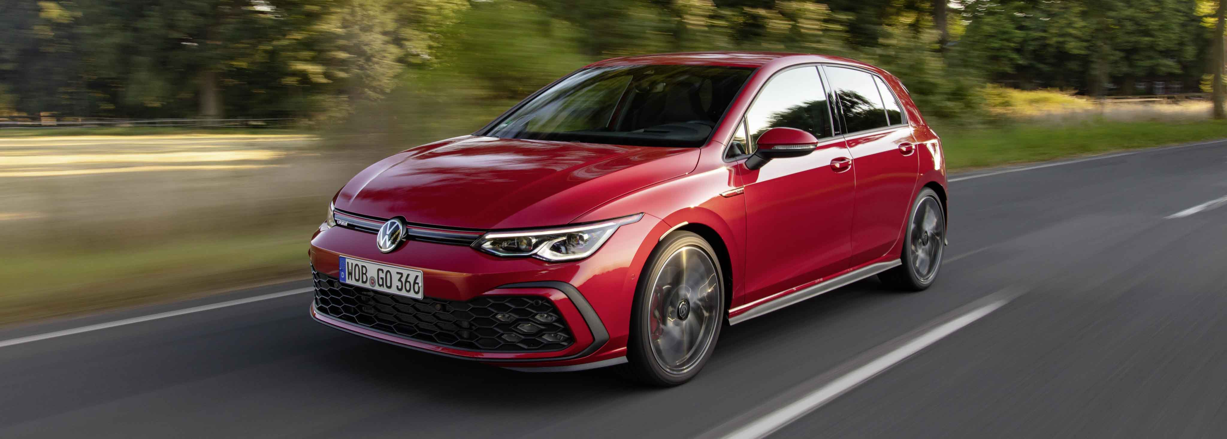 VW Golf 8 GTI heading to SA soon