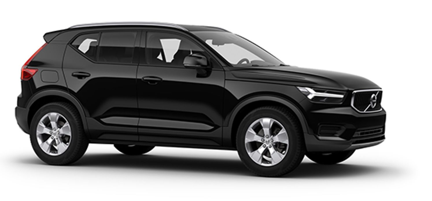 Volvo XC40 T3 Geartronic from only R10 360pm banner