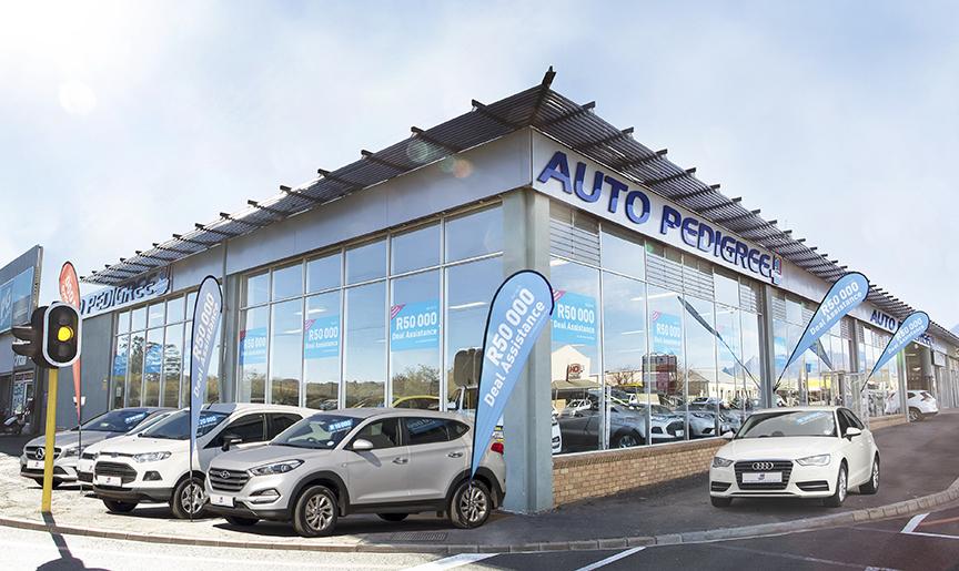 Auto Pedigree Worcester dealer image0