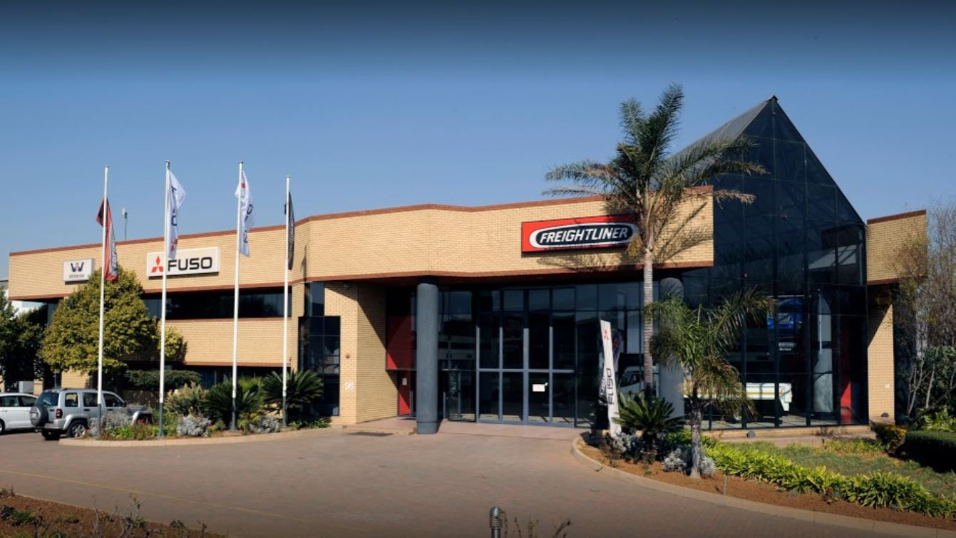 Cargo Commercial Germiston