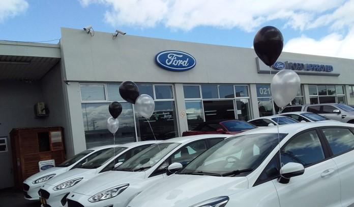 Motus Ford Diep River dealer image0