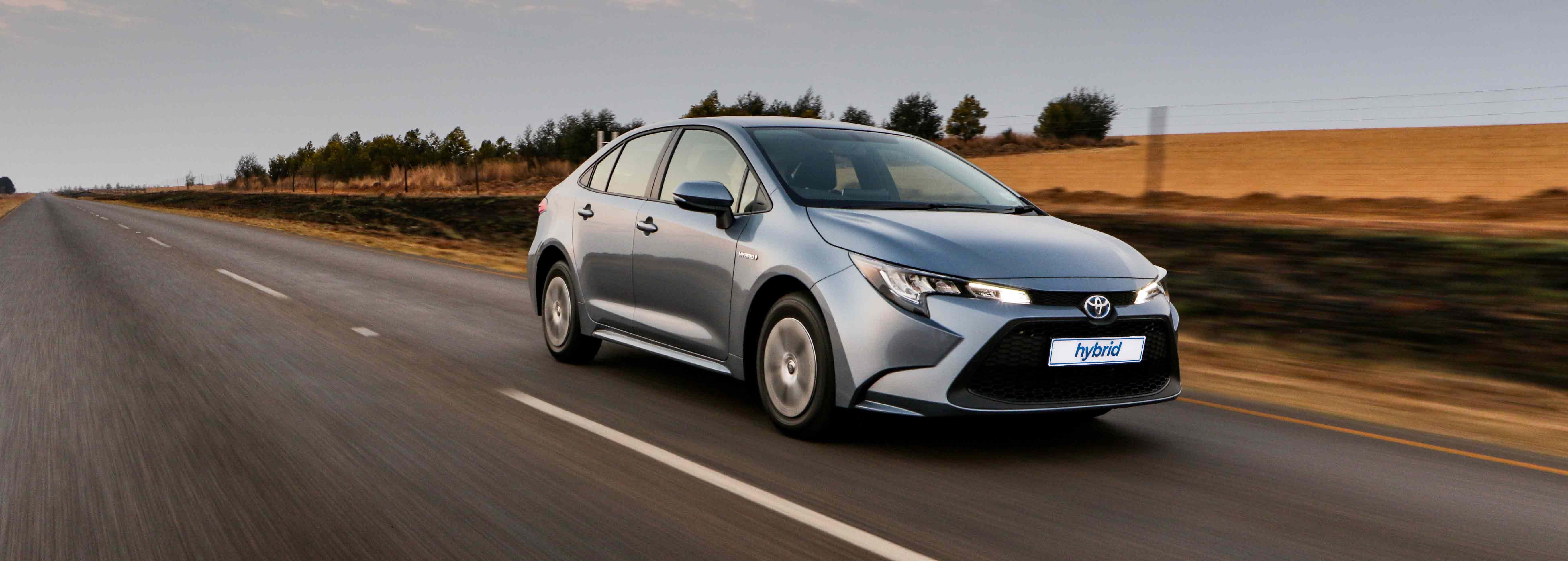 Toyota Corolla gets hybrid treatment