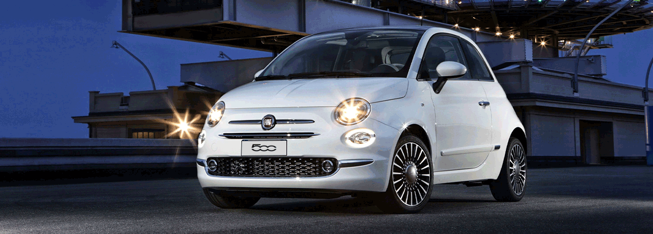 Fiat 500 receives updates all round