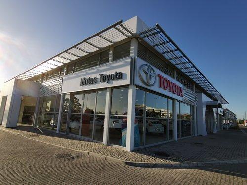 Motus Toyota Cape Gate dealer image0