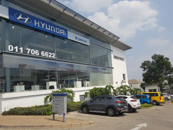 Hyundai Bryanston dealer image0