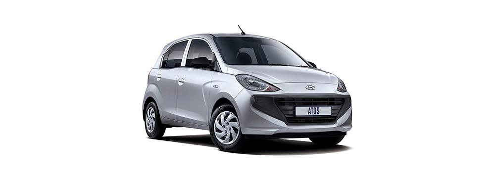 Hyundai adds automatic model to Atos range