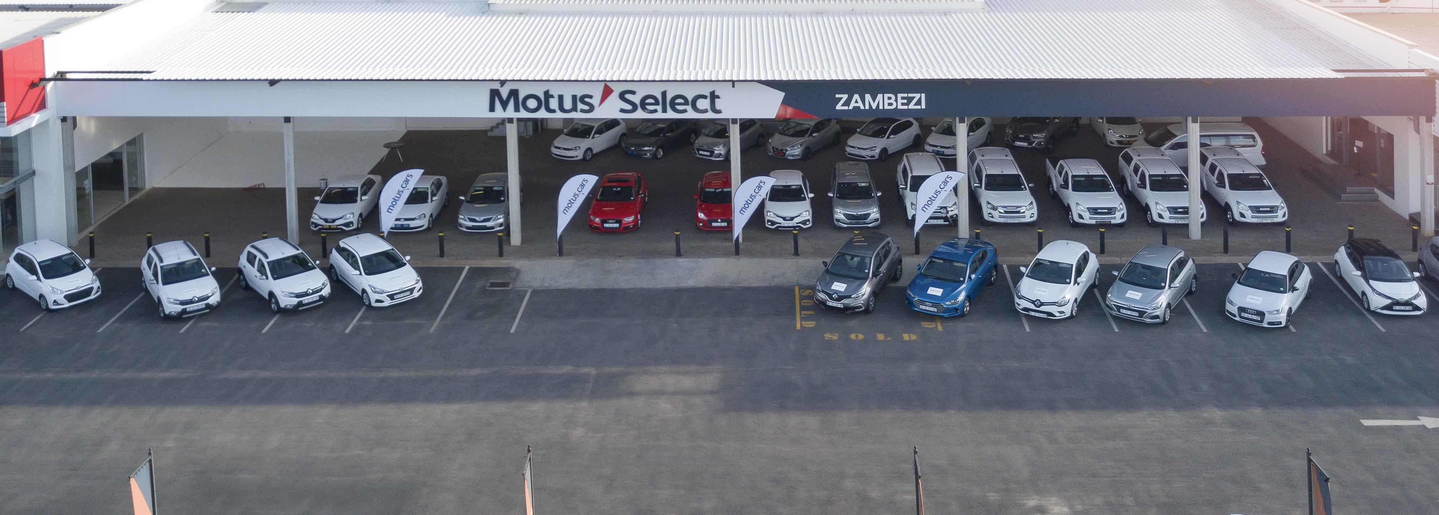 Motus Select, a company on the move