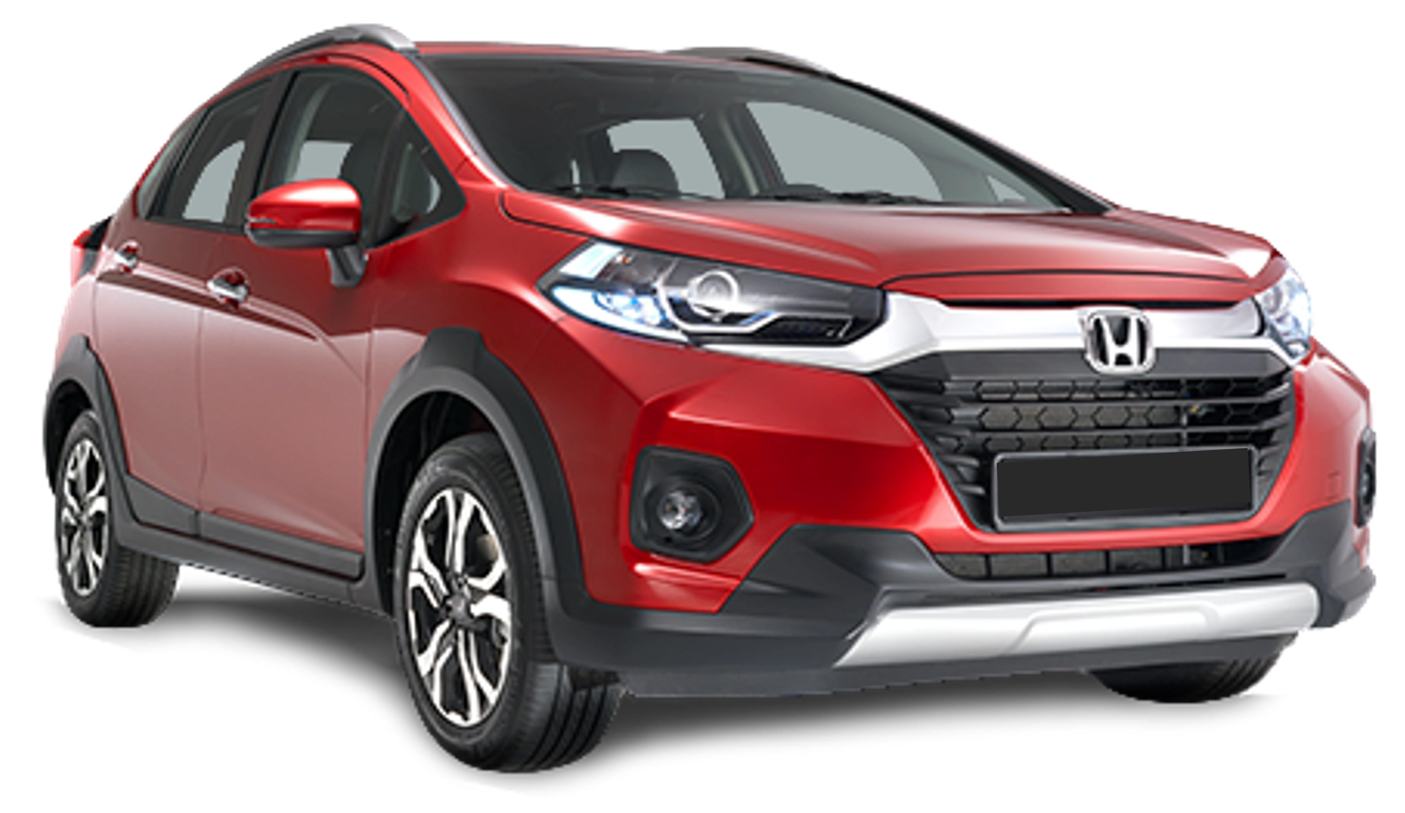 Honda WR-V from only R3 499 per month banner