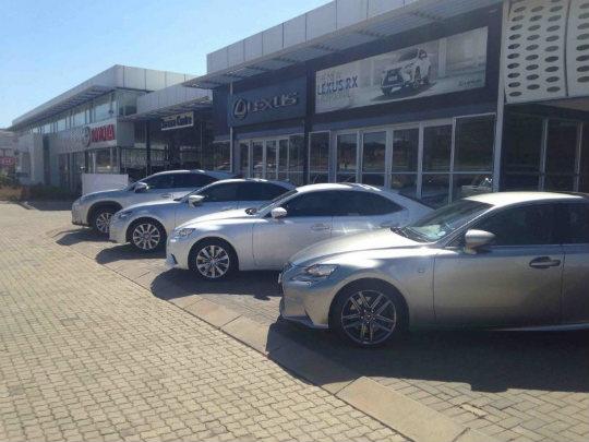 Lexus Mbombela dealer image0