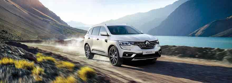 Refreshed Renault Koleos goes on sale