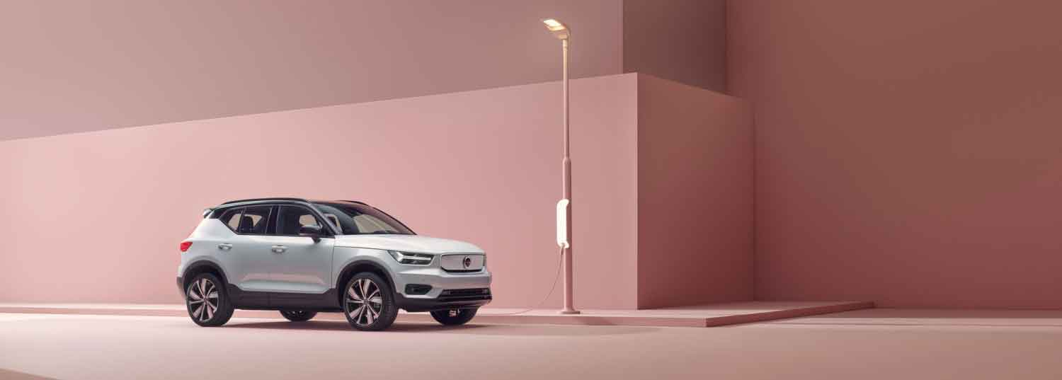 Volvo XC40 Recharge Pure Electric is coming to SA