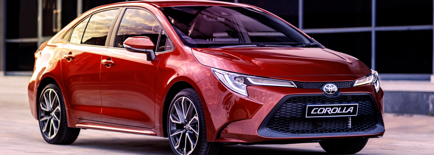 New Toyota Corolla, Safe and Stylish video-banner