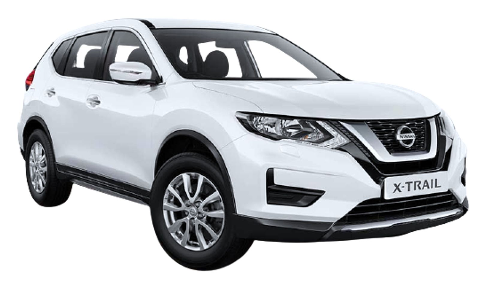Nissan X-Trail Visia from R412 900 or R4 999pm banner