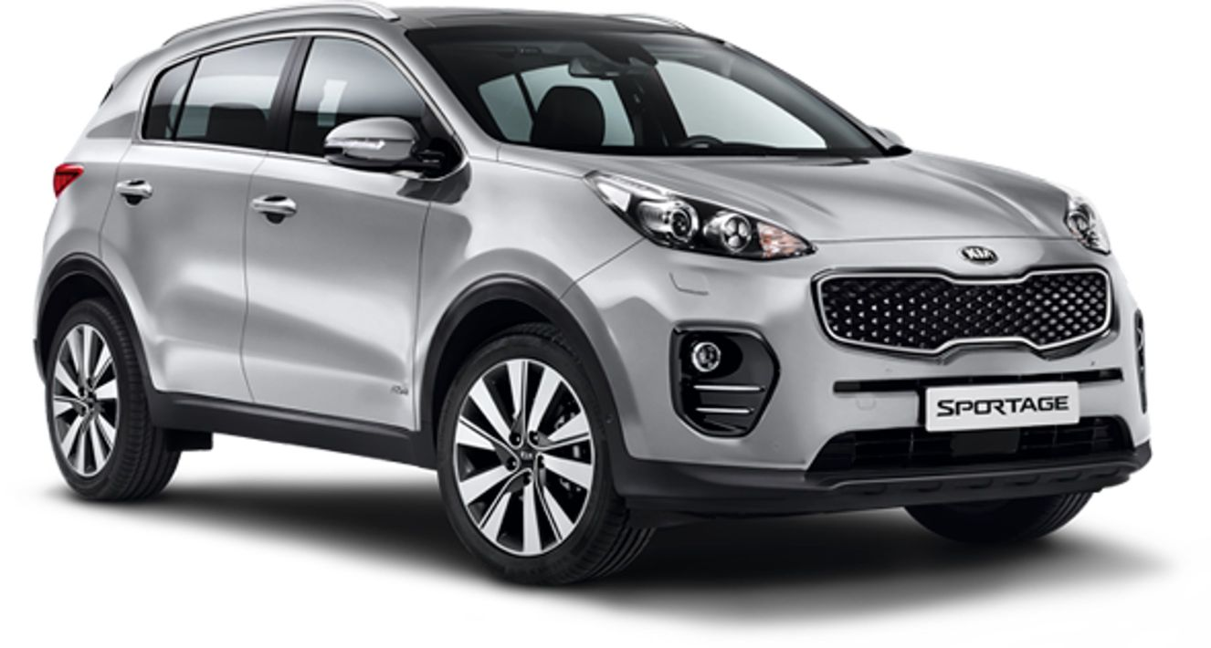 Kia Sportage 1.6 Auto Ignite from only R4 709pm banner